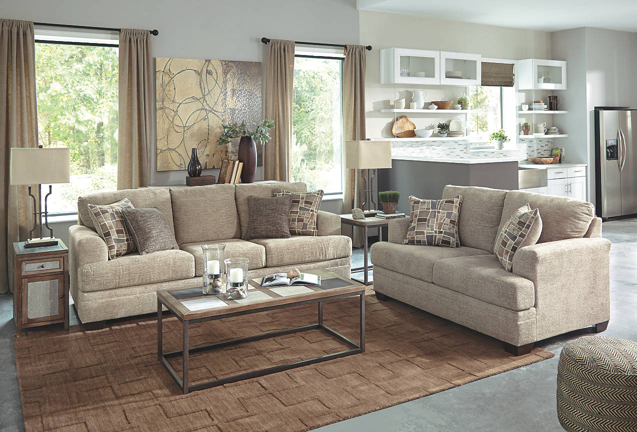 Back To Ashley Furniture Page